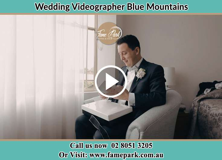 Blue Mountains Wedding Cinematography