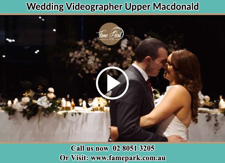 The newly weds dancing Upper Macdonald NSW 2775