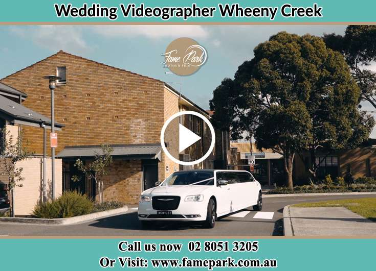 Bridal car Wheeny Creek NSW 2758