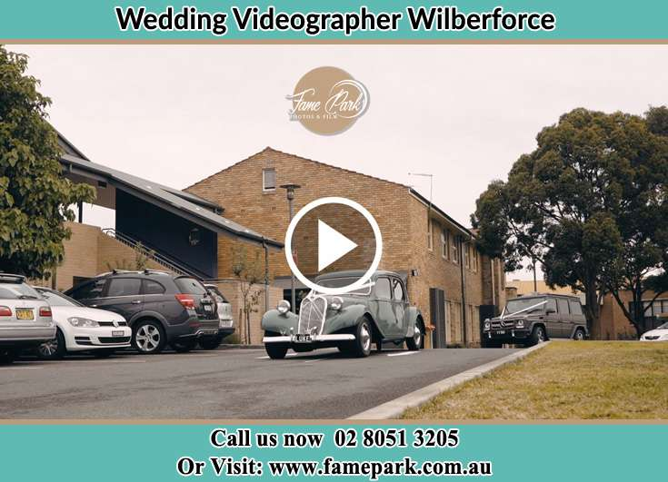 Bridal car Wilberforce NSW 2756