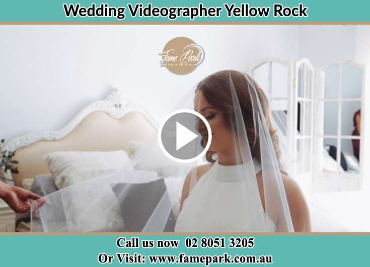 The bride with its veil down Yellow Rock NSW 2770